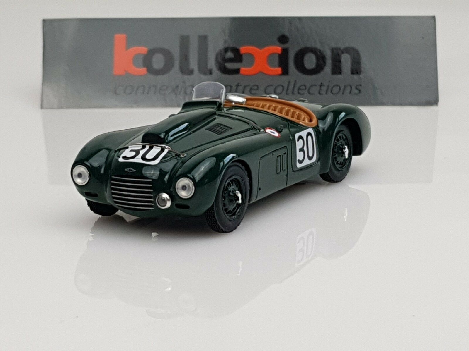 BIZARRE BZ089 FRAZER NASH n 30 Le Mans 1950 Mathieson - Stupp 1.43
