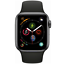 Apple-Watch-Series-4-GPS-44mm-Space-Gray-Case-with-Black-Sport-Band-MU6D2LL-A thumbnail 2