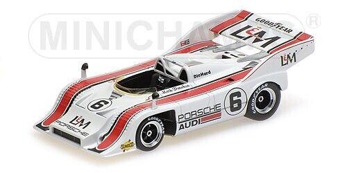 Porsche 917 10 Penske Marc Donohue Mosport Can Am 1972 MINICHAMPS 1 43 437726506