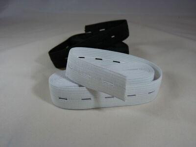 8mm Gummilitze Silikon 0,33€//m 5m Gummiband, Wäschegummi