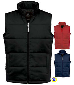 Weste-Jacke-Bodywarmer-Marke-B-amp-C-S-3XL-3-Farben-Freizeit-414-42