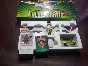 90s mighty morphing power rangers falconzord