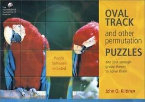 Details about Oval Track and Other Permutation Problems : And Just Enough  Group Theo-ExLibrary
