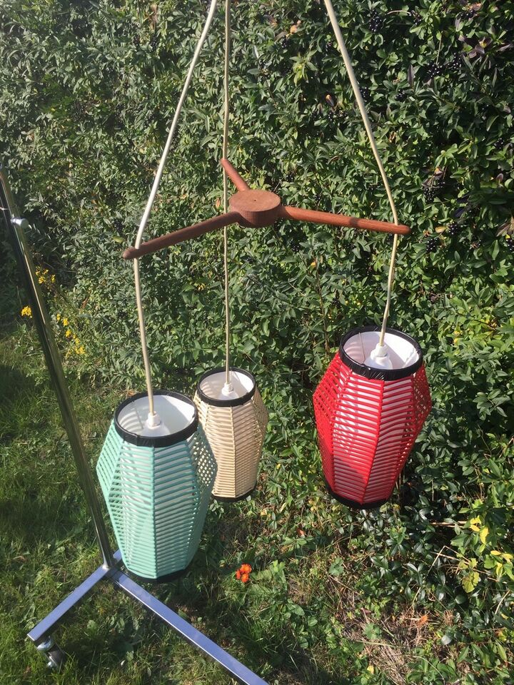 Pendel, Design retro lampe