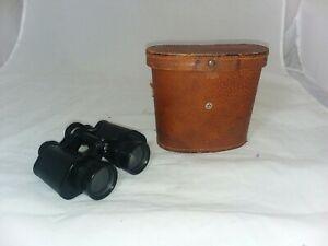 Vintage-Ruby-Binoculars-7x35-W-Leather-Case