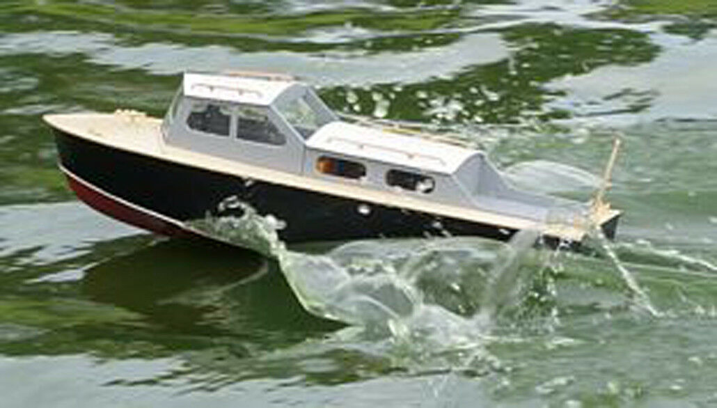 Barco De Madera Modelo Fast patrullero Kit Lesro Modelos Les Les Les Rowell  marcas en línea venta barata
