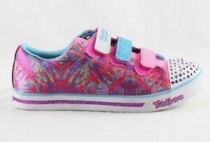 Skechers Twinkle Toes Sparkle Glitz Pop
