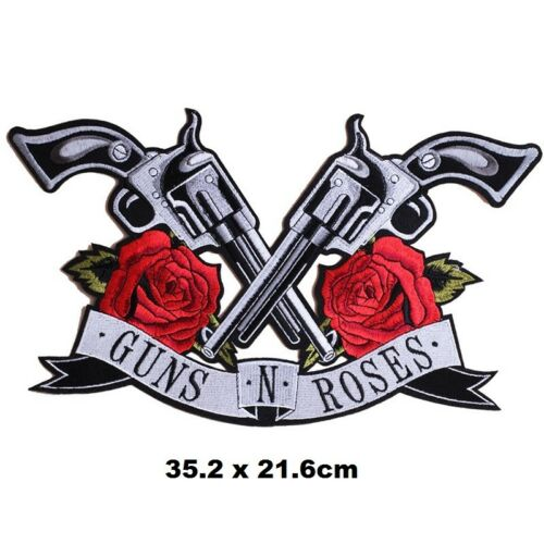 grande parche guns and roses guns /'n roses large patch