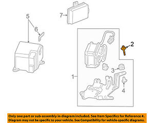 image is loading acura-honda-oem-integra-cruise-control-actuator-assembly-