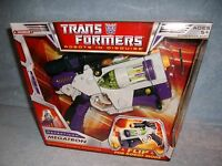 Megatron Fusion Blaster Transformers Decepticon Classic Voyager 2006 Misb