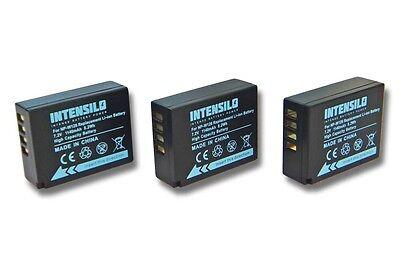 Ex-Pro Blanco Reemplazo De La Batería NP-W126 NPW126 para cámaras Fuji FinePix