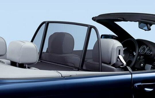Bmw Oem Wind Deflector 3 Series M3 E46 New With Warranty Convertible For Online Ebay