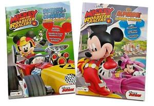 Mickey-Mouse-and-the-Roadster-Racers-Learning-Workbook-Activity-Books-Set-of-2
