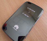 SIM FREE Huawei E589u-12 4G LTE 100Mbps mobile WiFi router EE 3UK Voda O2 SIMFRE