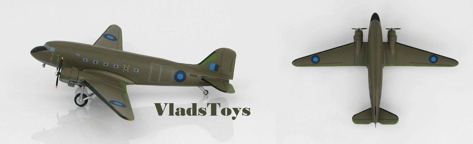 Hobby Master 1 200 C-47 Skytrain Raf No.194 Sqn,KG459,Birmania,Marzo 1944 HL1311