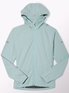 Image is loading NWT-Adidas-Sequencials-Climaproof-Slim-Jacket-Frost-Mint-