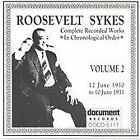 Roosevelt Sykes - Complete Recorded Works, Vol. 2 (1930-1931, 1992)