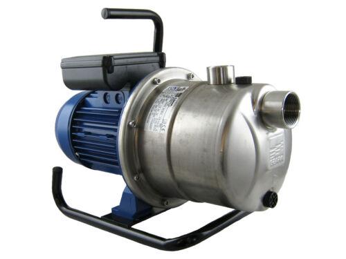 4.380 Liter//Std EBARA Edelstahl//Aluminium Gartenpumpe JEXM 120 5,0 bar max