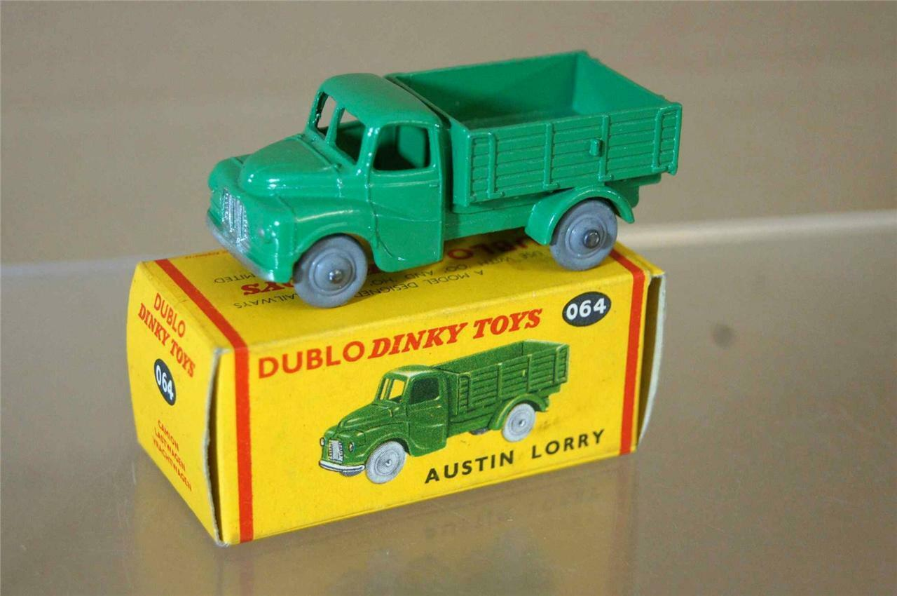 Dinky Dublo 064 Hornby Austin Camión Escala Oo Menta en Caja Mw