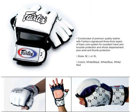 Fairtex Super Sparring Gloves Best MMA EQUIPMENT FGV17