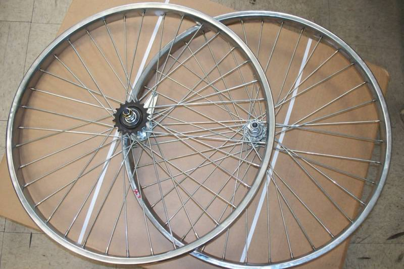 26 X 2.125 Strandkreuzer Wheelerse COASTER BRAKE