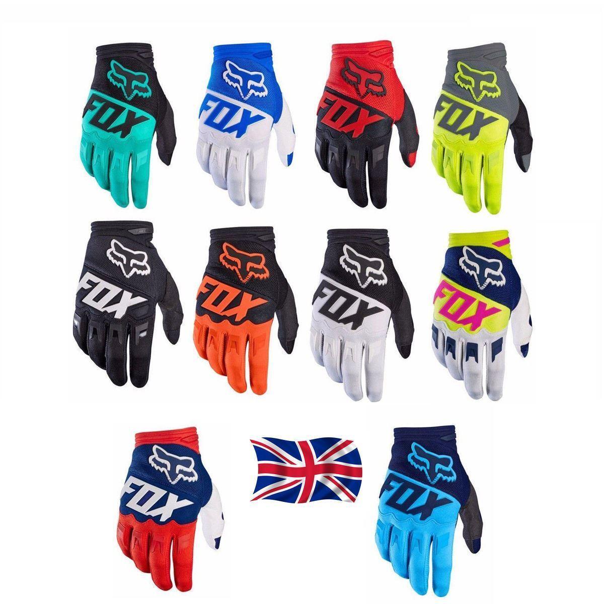 NEW FOX Glove Racing Motorcycle Gloves Cycling Bicycle MTB B