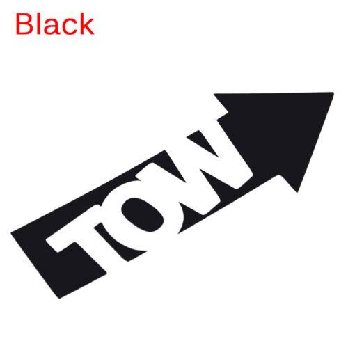 4x Auto tow hook arrow car sticker decal vinyl race drift stance car sticker TS