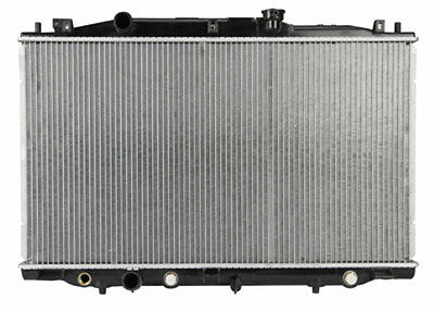 New Replacement Aluminum Radiator for 2003-2004 Honda Accord 2.4L L4 Fits CU2599