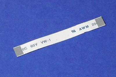 FFC A 10Pin 1.0Pitch 20cm Flachbandkabel Flat Flex Cable Ribbon AWM Flachkabel