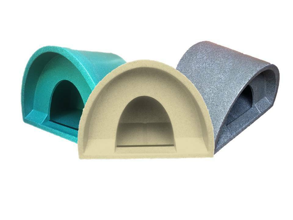 ONLY  DELIVERED CHOICE OF COLOURS  RABBIT GUINEA PIG TORTOISE HIDEAWAY HUTCH