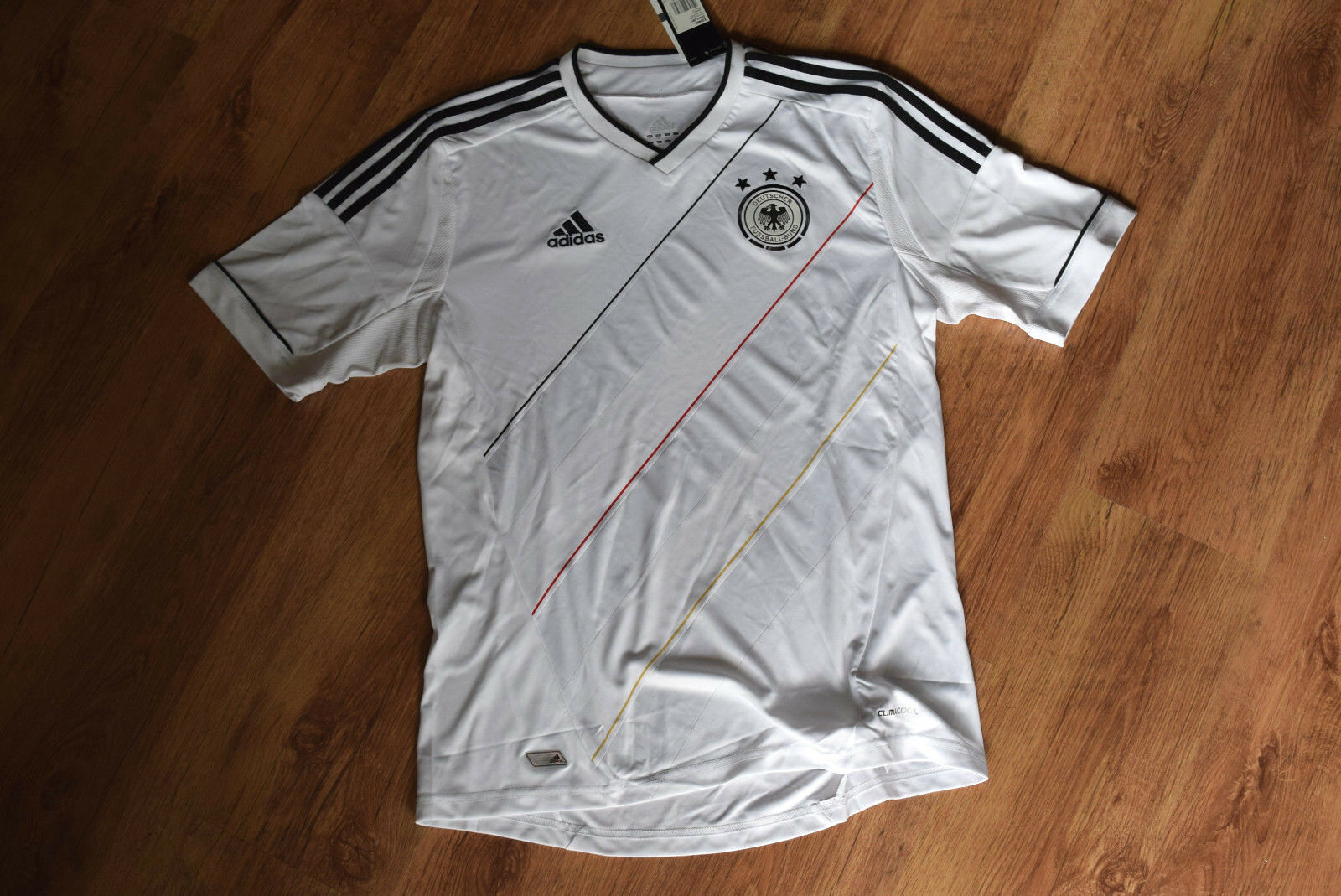 Adidas DFB Heim Trikot   L XL XXL  EM 2012-13 Deutschland X20656 H JSY Jersey
