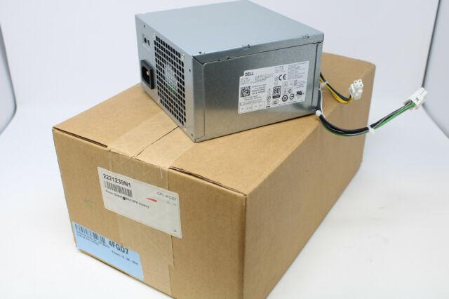 Original Dell HYV3H L290EM-01 Rvthd H290AM-00 Fuente de Alimentación 290W Nuevo