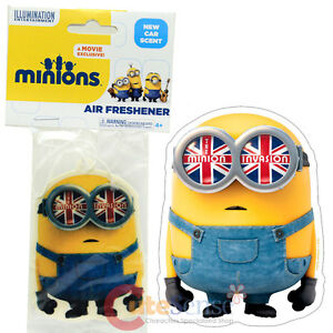 Despicable-Me-Minions-Air-Freshener-Car-Auto-Hanging-Accessories-Invasion