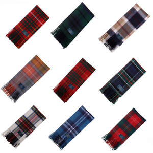 MacDonald de glengarry laine tartan clan écharpe