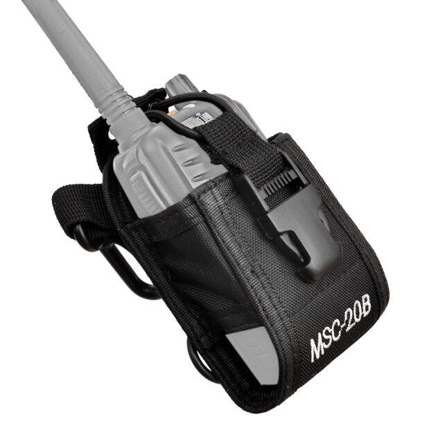 Multi-function Radio Case Holder for Kenwood/Yaesu/Icom/Motorola Walkie Talkie