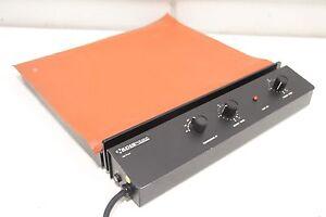 Buchler 4330100 115v 10A Laboratory Heating Gel Dryer