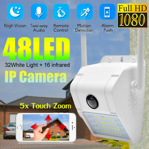 1080P-Outdoor-Smart-Security-IP-IR-Camera-5x-Zoom-WIFI-Wireless-CCTV-HD-PTZ-Cam