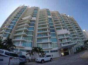 Hermoso departamento en Las Olas Cancun