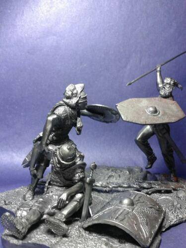 batalha Na Floresta teutobur 9 Anos de anúncio. Roma