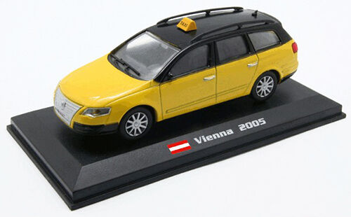 1:43 Taxi Sammlung Taxis from around the World Collection AMERCOM