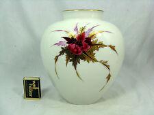 Schöne handbemalte Heinrich & Co. Porzellan Vase Manufaktur Chiemsee 1288 20 cm