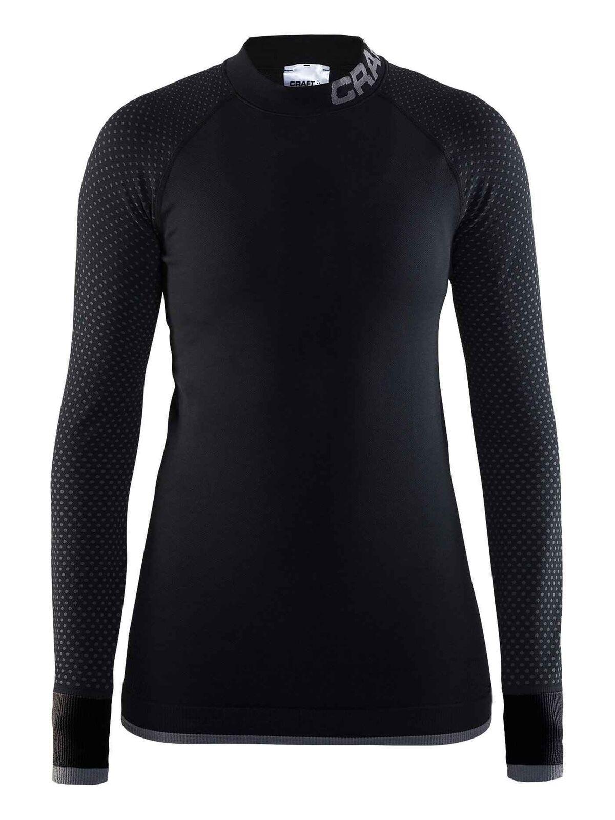 CRAFT Damen Crewneck Longsleeve Shirt W Warm Intensity NEU & OVP