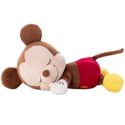 Disney Chip Plush Suyasuya sleeping Friend Chip and Dale JAPAN NEW TAKARATOMY