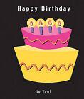 Happy Birthday to You! by Ariel Books (Hardback, 2005)