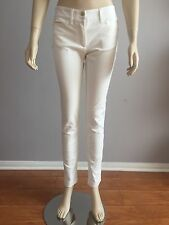 Dolce and Gabbana Skinny White Jeans