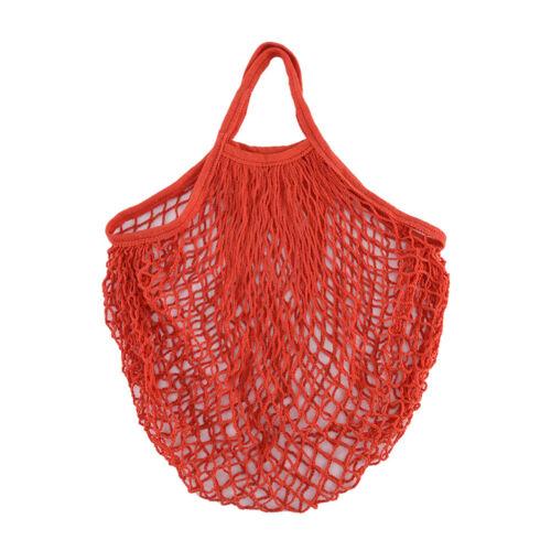Eco-Einkauf String Lebensmittelhandtaschen gesponnenes Netz Tote Netztasche WRDE