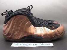 Nike Air Foamposite One Copper 2010 sz 10.5