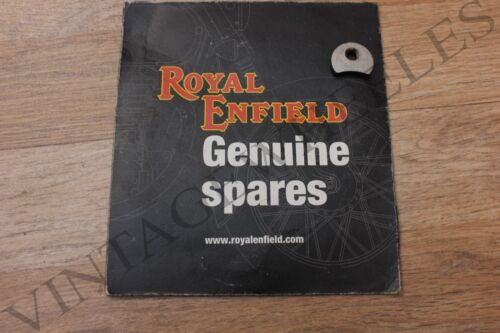 GENUINE PART NEW FOOT STARTER PAWL STOP PLATE ROYAL ENFIELD #142257//B
