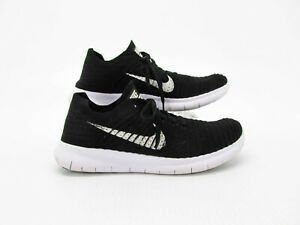 outlet store 77c9e 28bf5 Nike Free RN Flyknit Men Athletic Sneaker Running Shoe Size 9M Pre ...