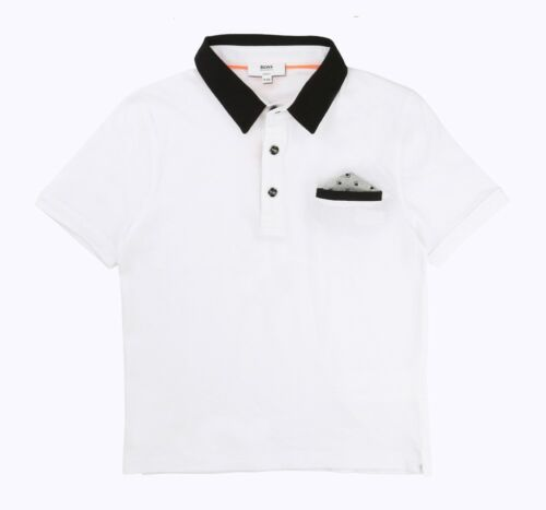Hugo Boss boys polo  100/% washable cotton.Sizes 12 And 14 years